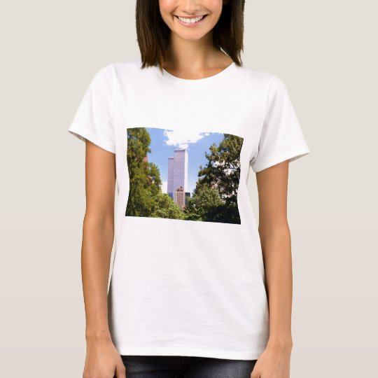 Towers Through the Trees T-Shirt