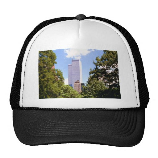 Towers Through the Trees Trucker Hat
