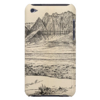 Towers, Vermilion Cliffs Barely There iPod Case