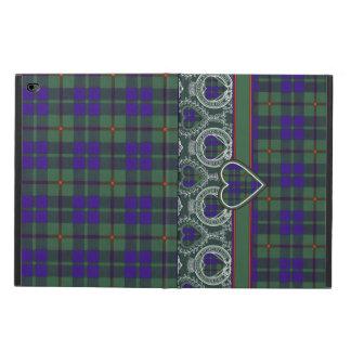 Towie clan Plaid Scottish kilt tartan Powis iPad Air 2 Case