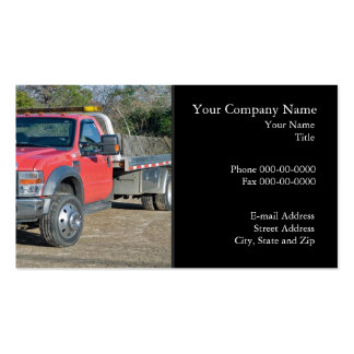 Towing Business Card