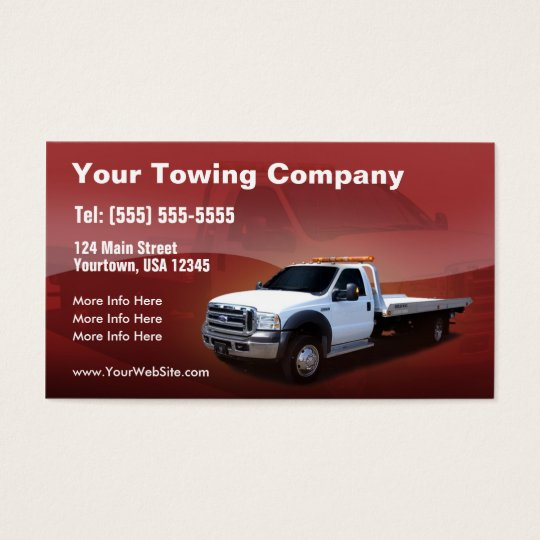 Sample trucking business cards best business cards for Trucking business card design