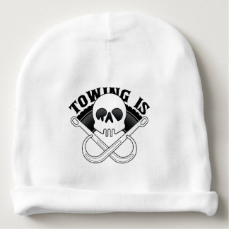 Towing Is Rad Baby Beanie