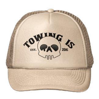 Towing Is Rad Trucker Hat