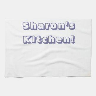 towl de la cocina toalla de mano