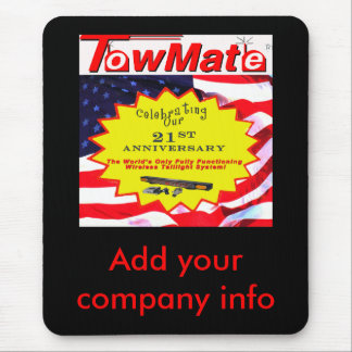 TowMate 21 AnniversaryII Mouse Pad