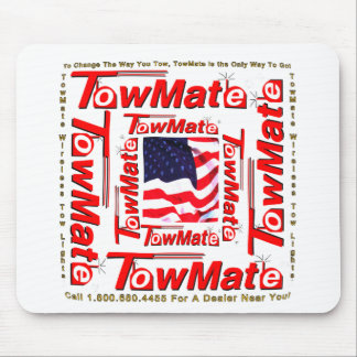 TowMate Promotional Products Mouse Pad