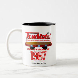 TowMate promotional products Two-Tone Coffee Mug