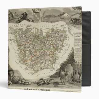 Town and Cities Binder