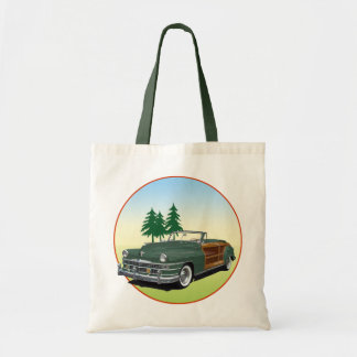 Town and Country Budget Tote Bag