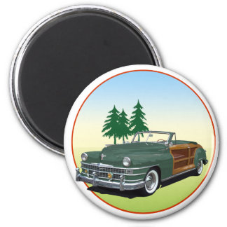 Town and Country Magnet