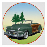 chrysler, town, country, 1947, 1940, woodie,
