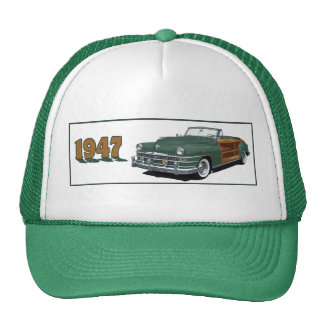 Town and Country Trucker Hat