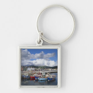 Town and Harbour, Dingle, County Kerry, Keychain