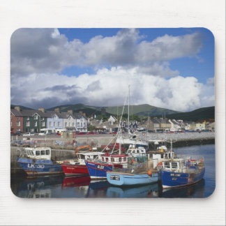 Town and Harbour, Dingle, County Kerry, Mouse Pad