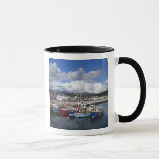 Town and Harbour, Dingle, County Kerry, Mug