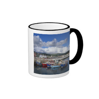Town and Harbour, Dingle, County Kerry, Ringer Mug