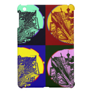 town center 3 POINT perspective pop kind styles iPad Mini Cases