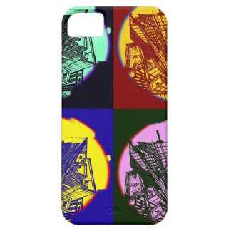 town center 3 POINT perspective pop kind styles iPhone SE/5/5s Case