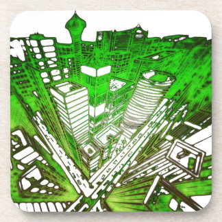 town center in 3 POINT perspective special version Coaster