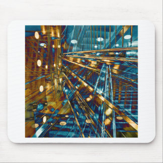 Town center LINEs Mouse Pad