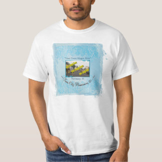 Town City Homecoming Aquamarine Commemorative T-Shirt