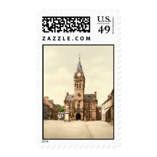 Town Hall, Annan, Dumfries and Galloway, Scotland Postage