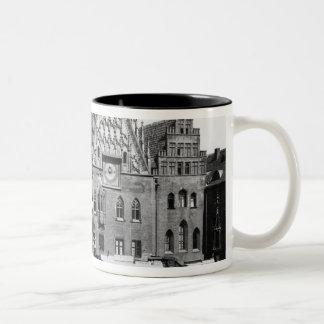 Town Hall, Breslau  Poland, c.1910 Mugs
