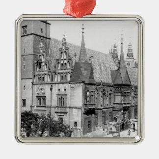 Town Hall, Breslau  Poland, c.1910 Ornament