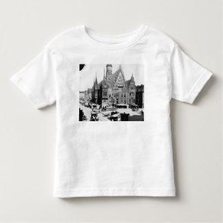 Town Hall, Breslau  Poland, c.1910 Toddler T-shirt