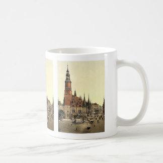 Town hall, Breslau, Silesia, Germany (i.e., Wrocla Mug