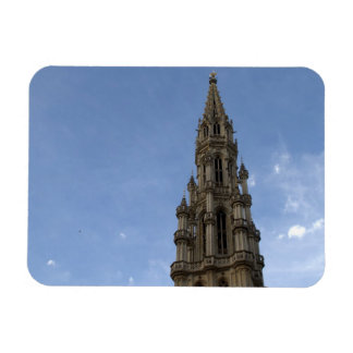 Town Hall, Brussels Rectangular Photo Magnet