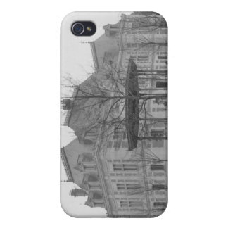 Town Hall, c.1886-90 iPhone 4 Cases
