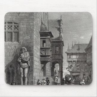 Town Hall, Halberstadt Mousepads