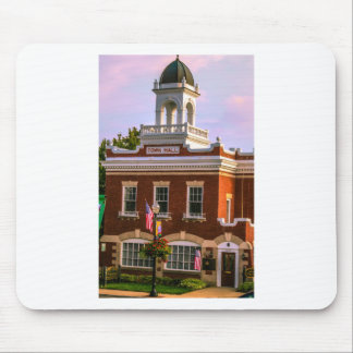 Town Hall Mouse Pad