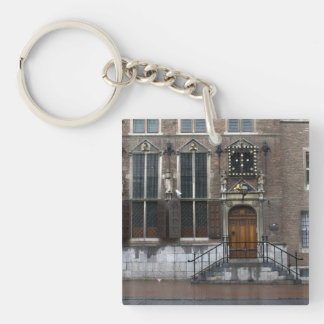 Town Hall, Nijmegen Keychain