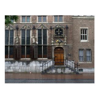 Town Hall, Nijmegen Postcard