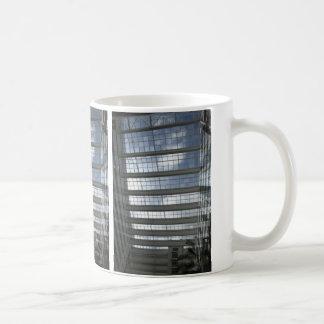 Town hall roof coffee mug