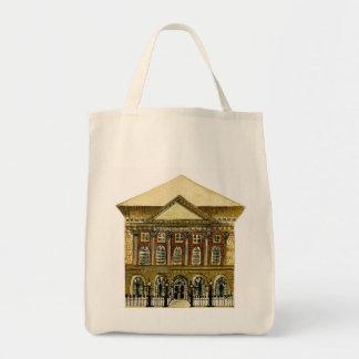 Town Hall Tote Bag
