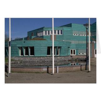 Town hall, Wijk bij Duurstede Card