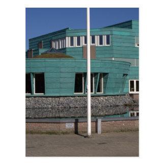 Town hall, Wijk bij Duurstede Postcard