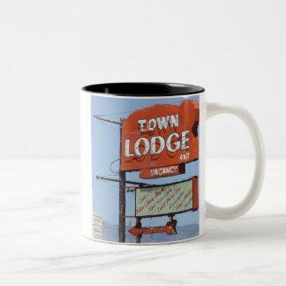 TOWN LODGE - Mug
