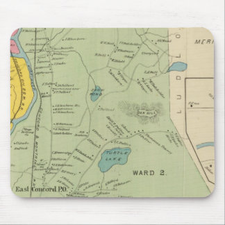 Town of Concord W Concord PO Mouse Pad