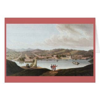 Town of Kandy Greeting Card