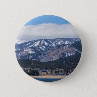 Town Of Nederland Colorado And Eldora Ski Slopes Button