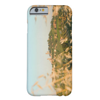 Town on a hill, San Gimignano, Siena Province, 2 Barely There iPhone 6 Case