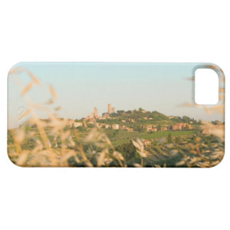 Town on a hill, San Gimignano, Siena Province, 2 iPhone SE/5/5s Case