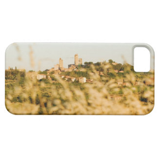 Town on a hill, San Gimignano, Siena Province, iPhone SE/5/5s Case