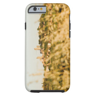 Town on a hill, San Gimignano, Siena Province, Tough iPhone 6 Case