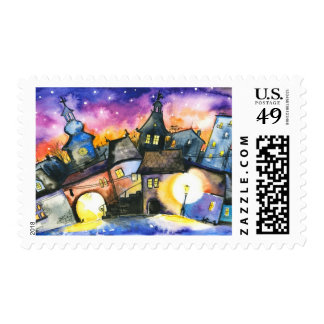 Town Postage